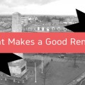 What makes a good Renter?